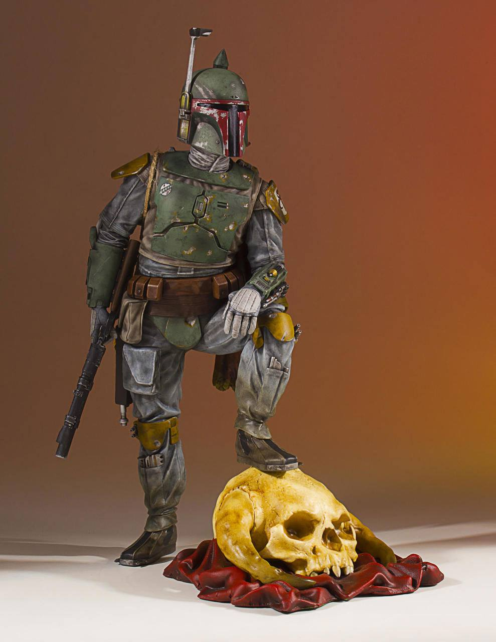 Star Wars Collectors Gallery Statue 1/8 Boba Fett 23 cm