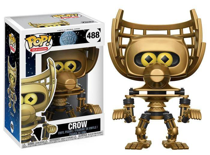 Mystery Science Theater 3000 POP! Television Vinyl Figure Crow 9 cm