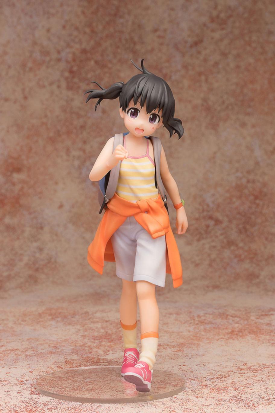 Yama no Susume PVC Statue 1/7 Hinata Kuraue 19 cm