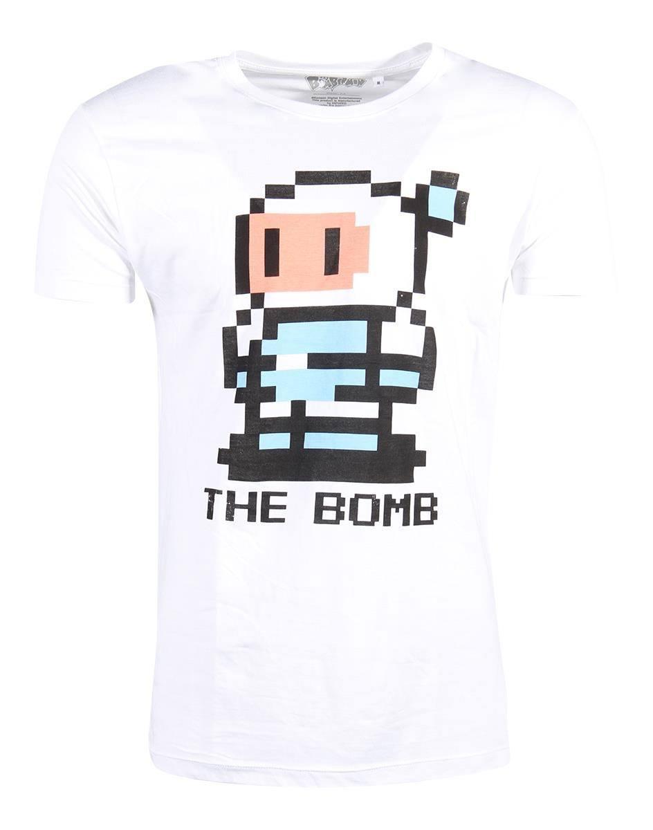 Bomberman T-Shirt Retro   Size L