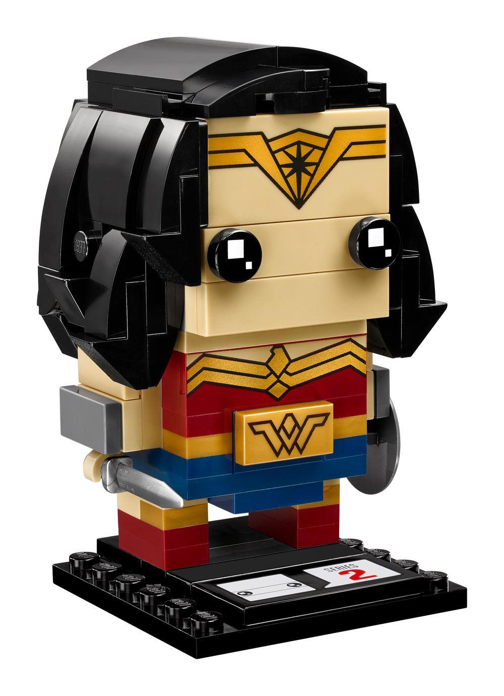 LEGO® BrickHeadz Justice League Movie Wonder Woman™