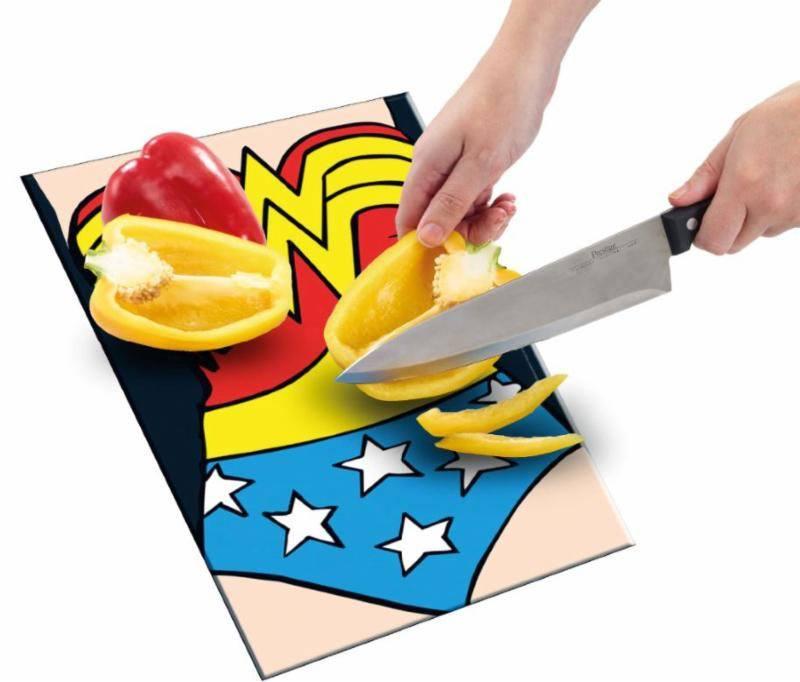 DC Comics Cutting Board Wonder Woman