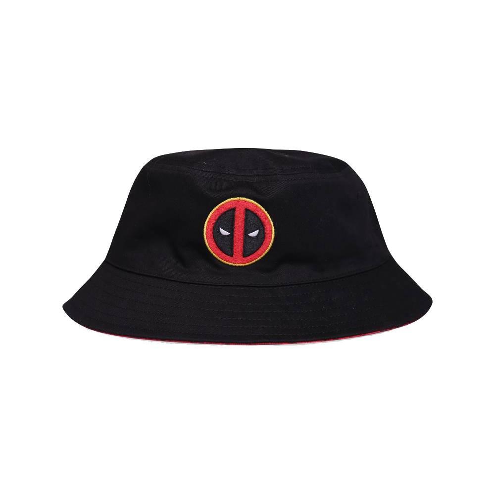 Deadpool Bucket Hat Logo