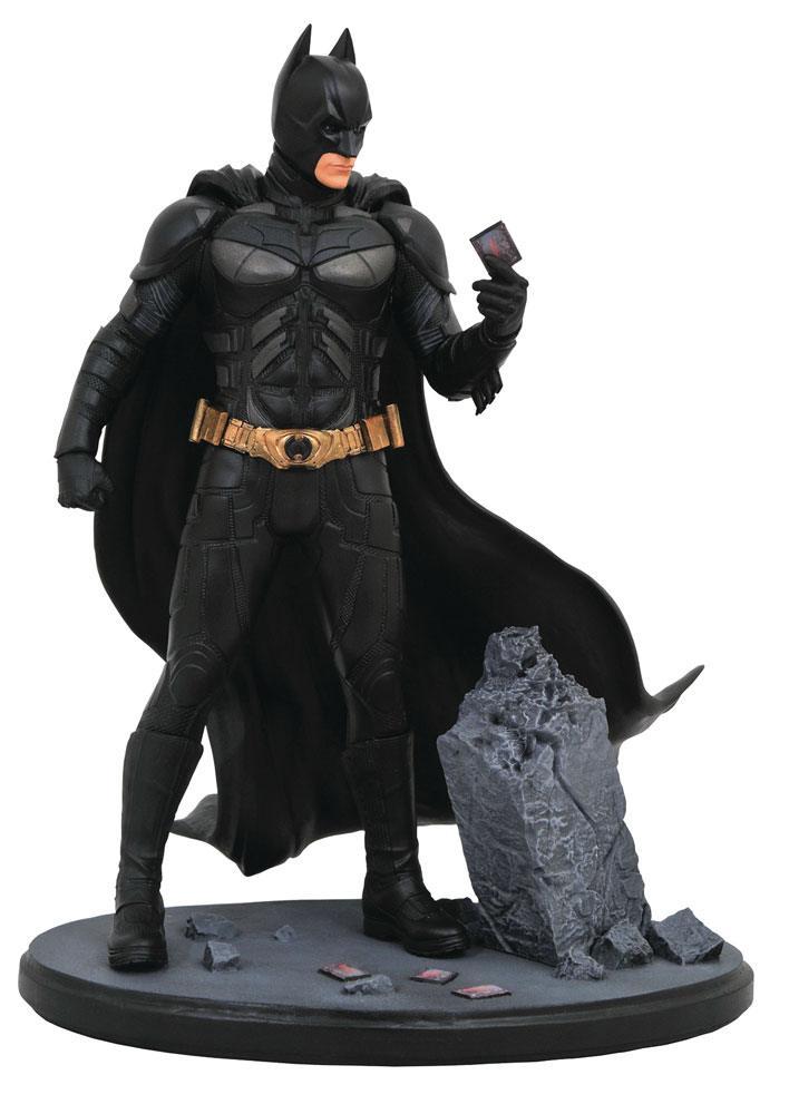 The Dark Knight DC Movie Gallery PVC Statue Batman 23 cm