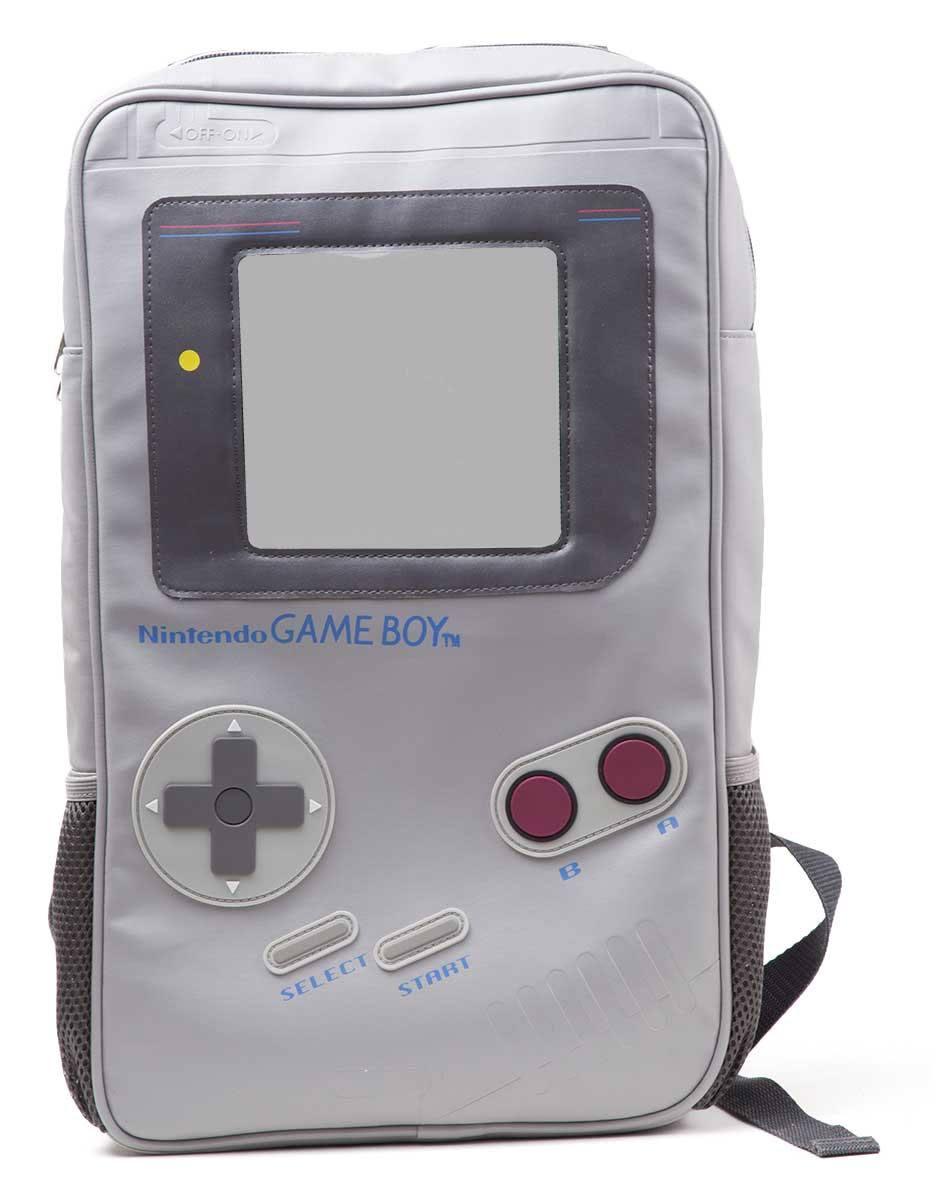 Nintendo Backpack Gameboy Shaped