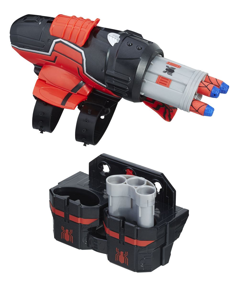 Spider-Man Homecoming Rapid Reload Blaster