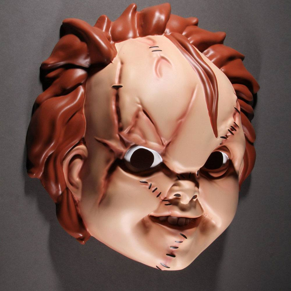 Child's Play Mask Chucky 29 cm