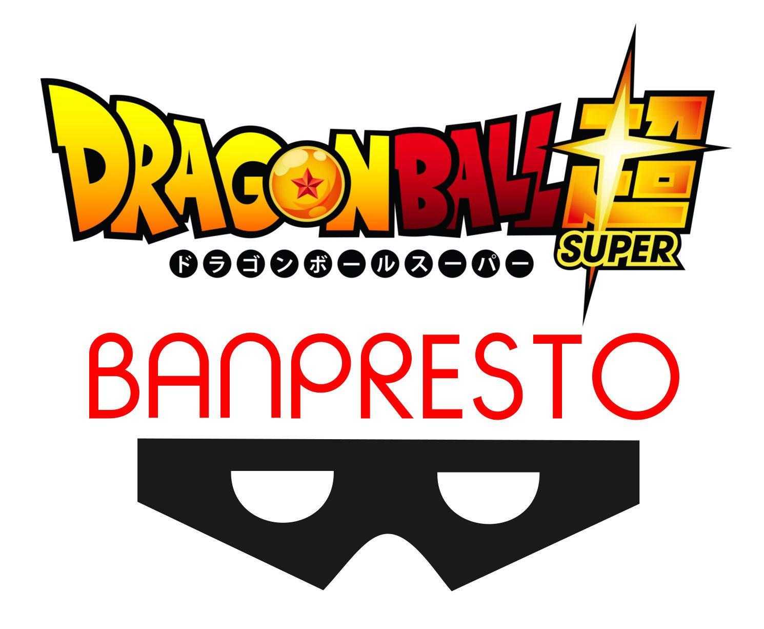 Dragonball Super BWFC Special Figure Son Goku New Form 15 cm