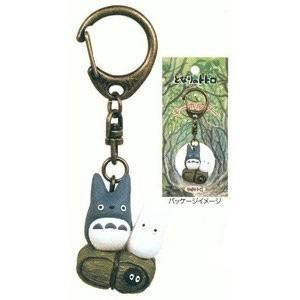 My Neighbor Totoro PVC Keychain Middle & Small Totoro 8 cm