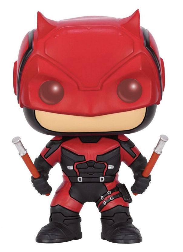 Marvel Comics POP! Television Vinyl Bobble-Head Daredevil 9 cm