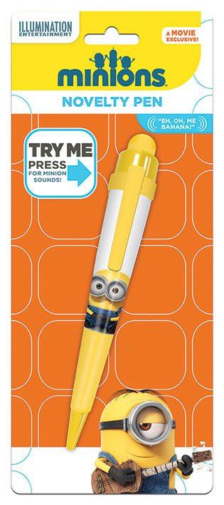 Minions Pen with Sound Minion