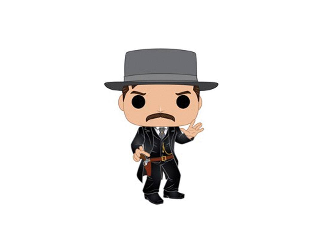 Tombstone POP! Movies Vinyl Figure Morgan Earp 9 cm