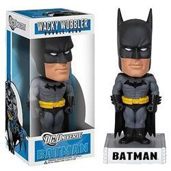 DC Comics Wacky Wobbler Bobble-Head Batman 18 cm