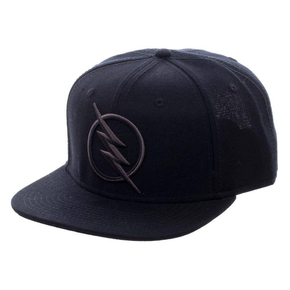 Flash Snap Back Cap Reverse Logo