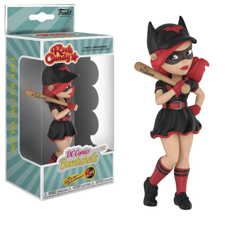 DC Bombshells Rock Candy Vinyl Figure Batwoman 13 cm