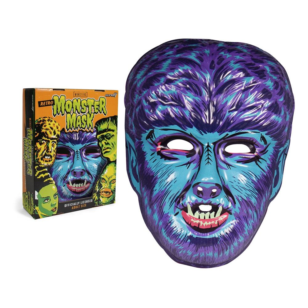 Universal Monsters Mask Wolf Man (Blue)