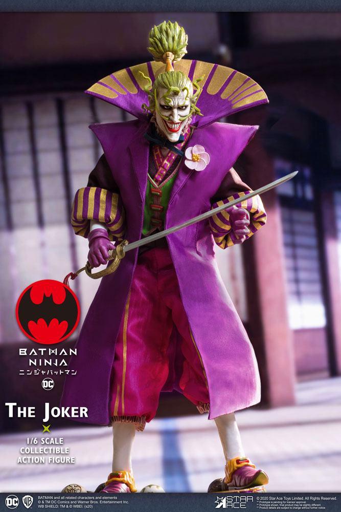 Batman Ninja My Favourite Movie Action Figure 1/6 Joker Special Ver. 30 cm