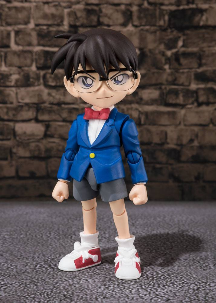 Case Closed S.H. Figuarts Action Figure Conan Edogawa 9 cm