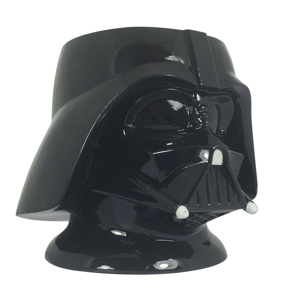 Star Wars Plant Pot Coloured Darth Vader 25 cm