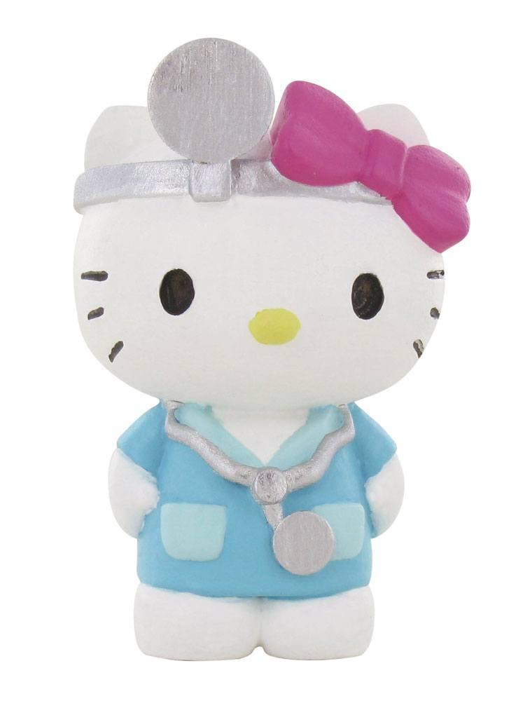 Hello Kitty Mini Figure Hello Kitty Doctor 6 cm