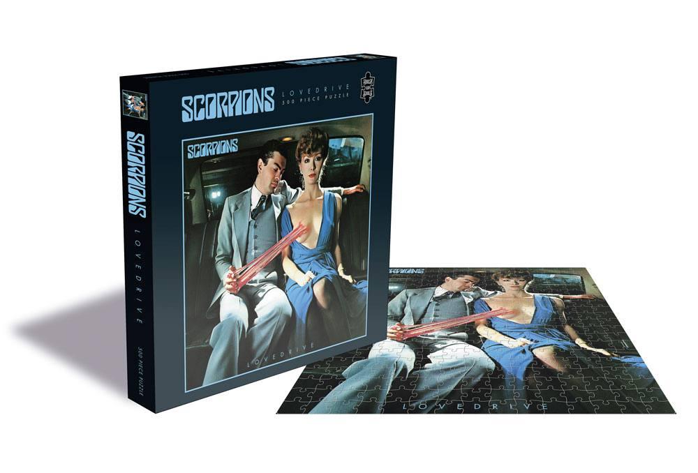 Scorpions Puzzle Lovedrive