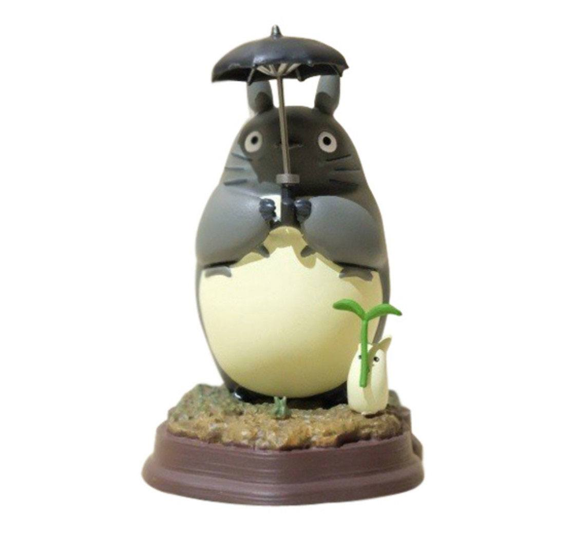 My Neighbor Totoro Stop Motion Collection Statue Dondoko Dance Nr 1 7 cm