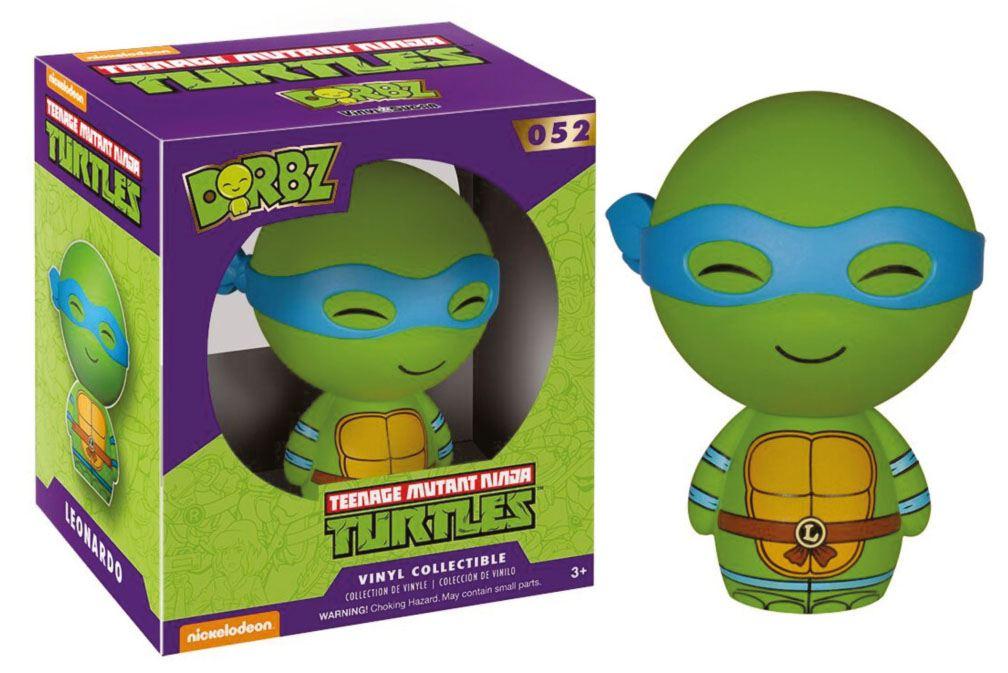 Teenage Mutant Ninja Turtles Vinyl Sugar Dorbz Vinyl Figure Leonardo 8 cm