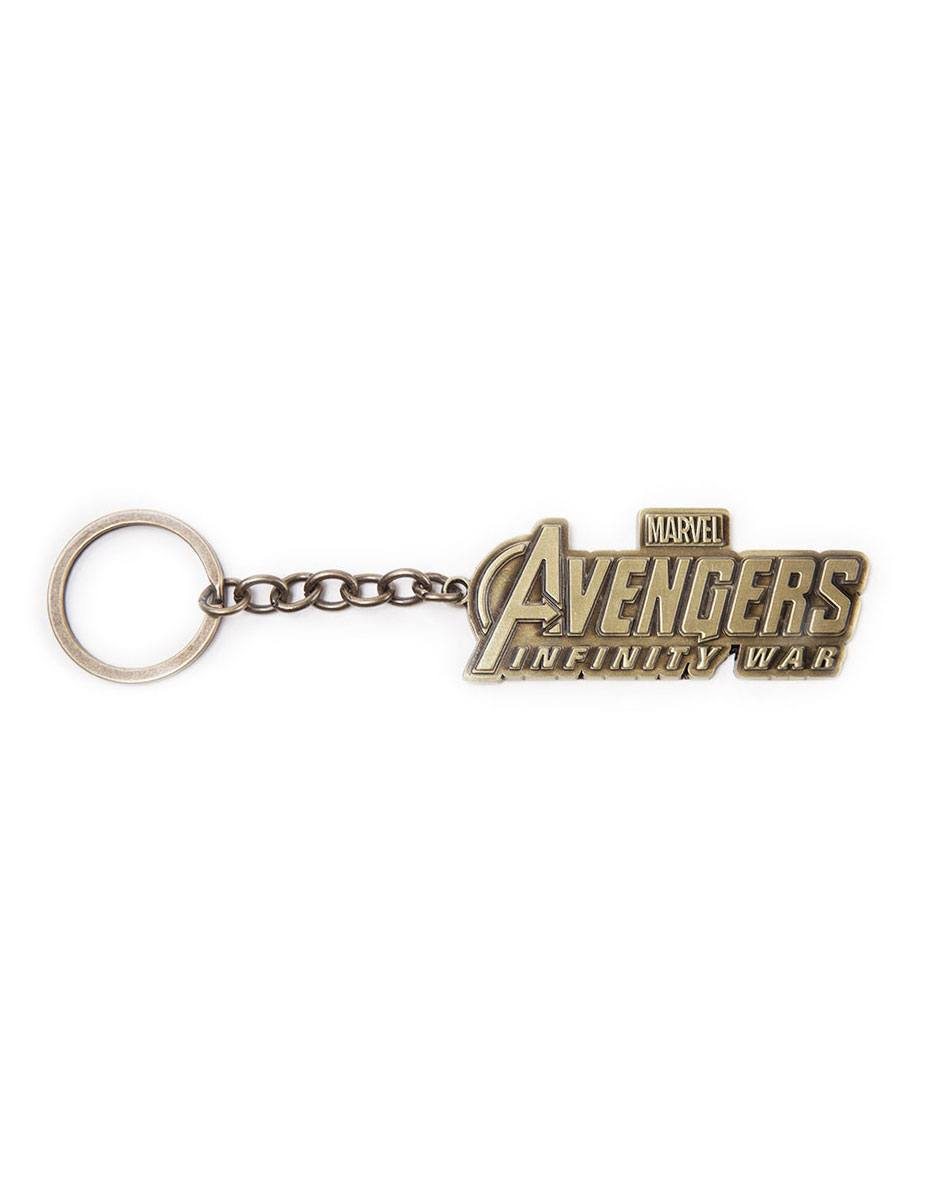 Avengers Infinity War Metal Keychain Logo 7 cm