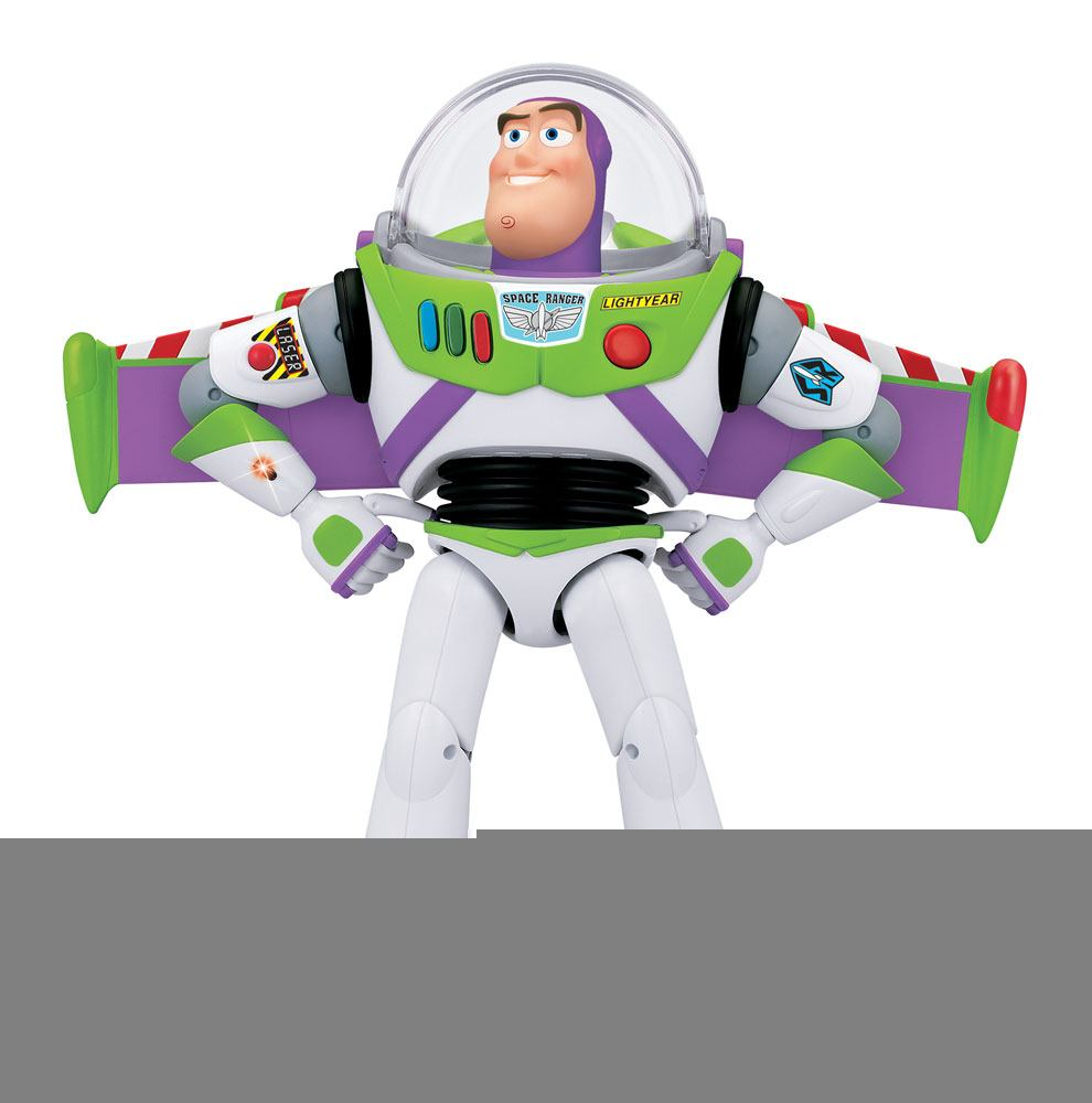 Toy Story Talking Figures Action Figure Buzz Lightyear 31 cm *German Version*