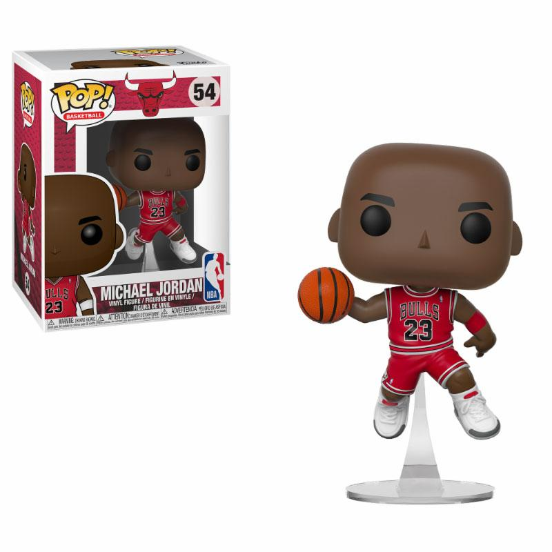 NBA POP! Sports Vinyl Figure Michael Jordan (Bulls) 9 cm