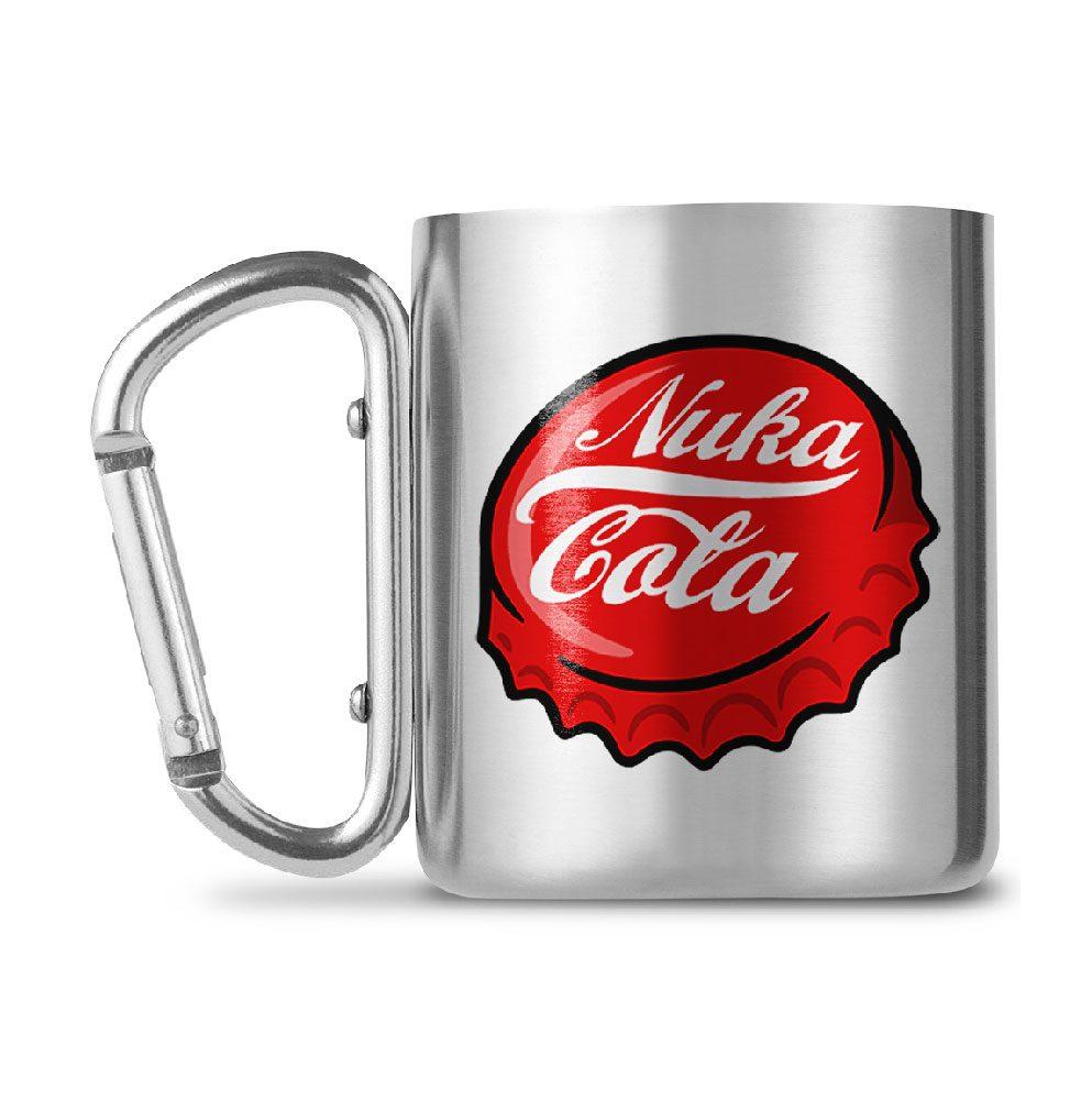 Fallout Carabiner Mug Nuka Cola