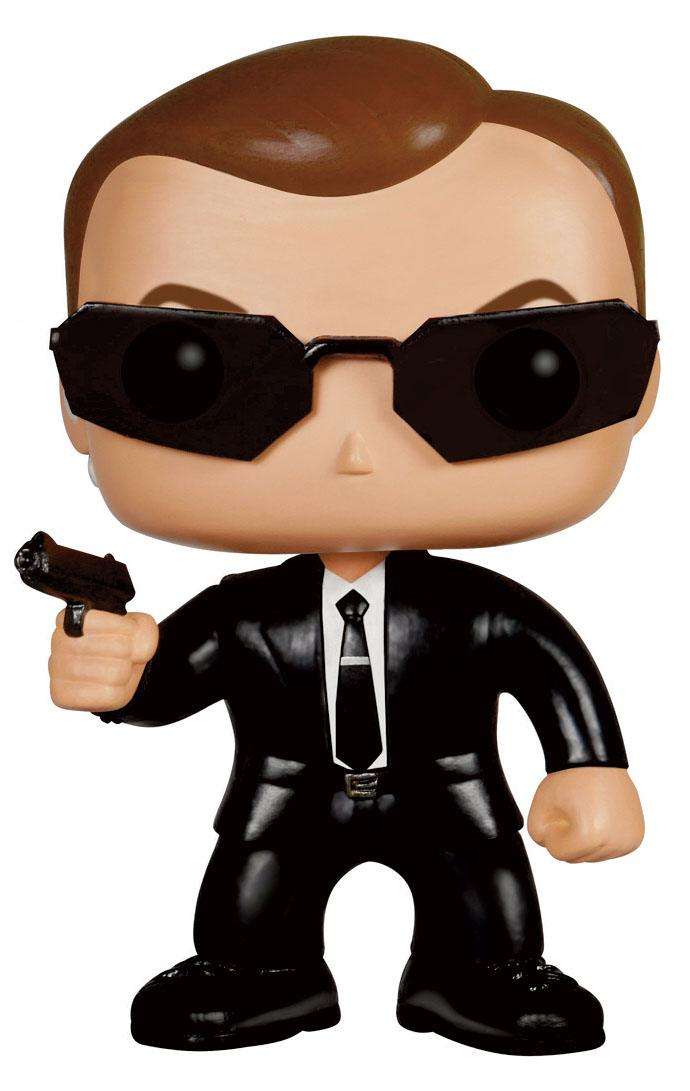 The Matrix POP! Vinyl Figure Agent Smith 9 cm