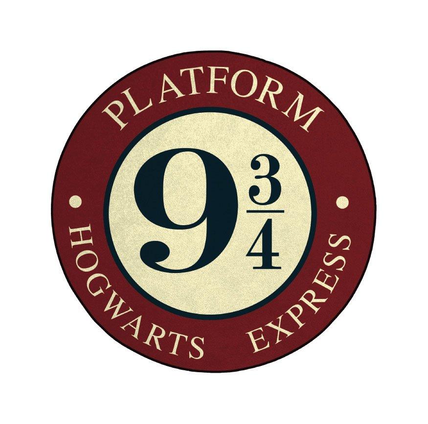 Harry Potter Carpet Platform 9 3/4 80 cm