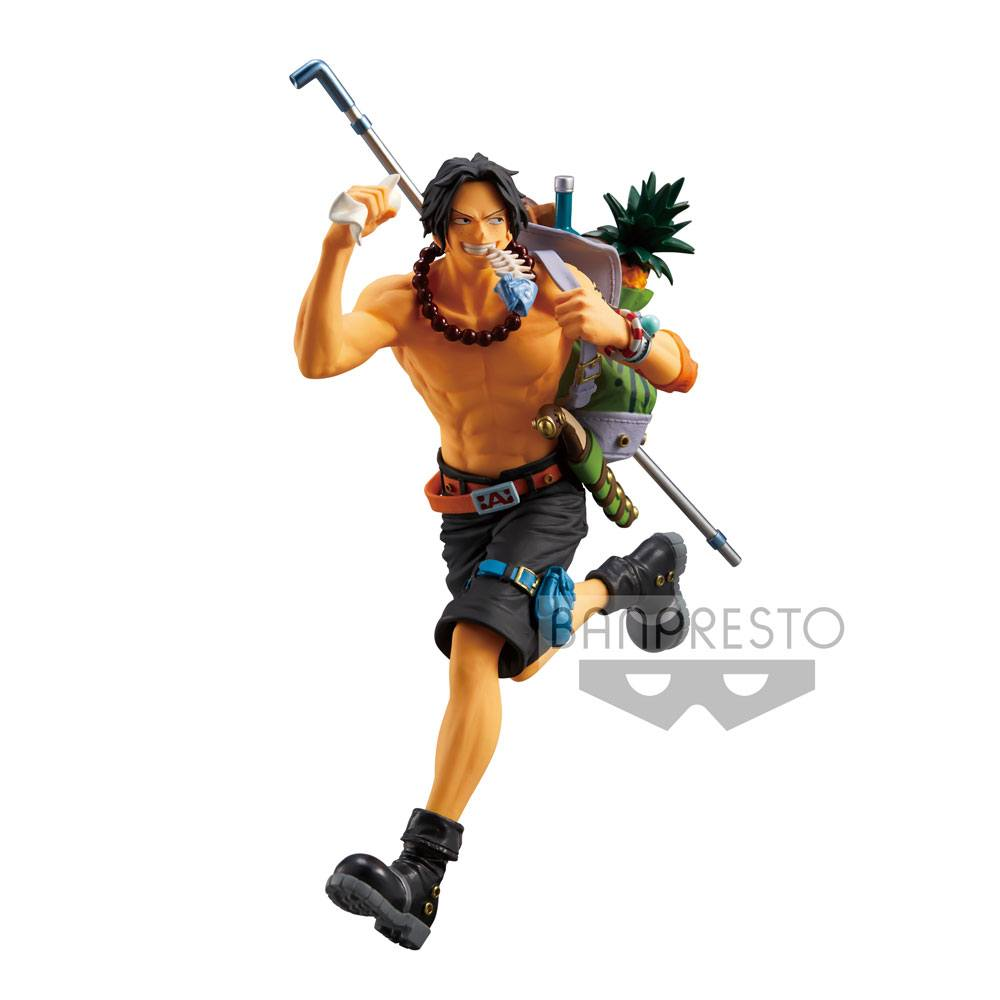 One Piece PVC Statue Portgas D. Ace 13 cm