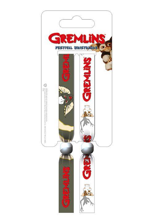 Gremlins Festival Wristband 2-Pack Stripe