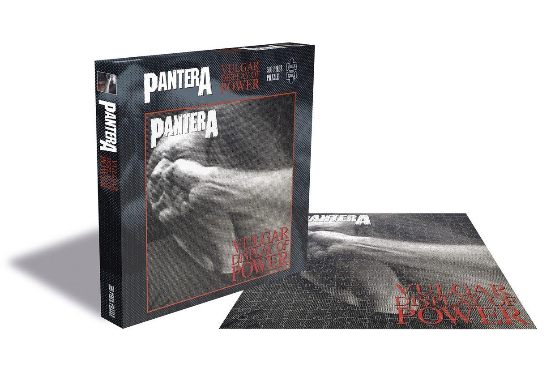 Pantera Puzzle Vulgar Display of Power