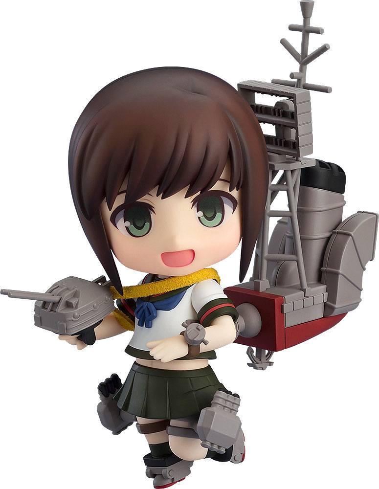 Kantai Collection Nendoroid Action Figure Fubuki Kai-II 10 cm