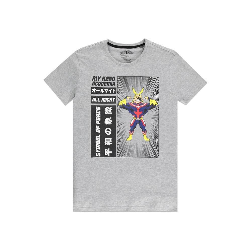 My Hero Academia T-Shirt Symbol of Peace Size XL