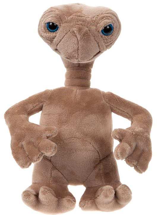 E.T. the Extra-Terrestrial Plush Figure E.T. 20 cm