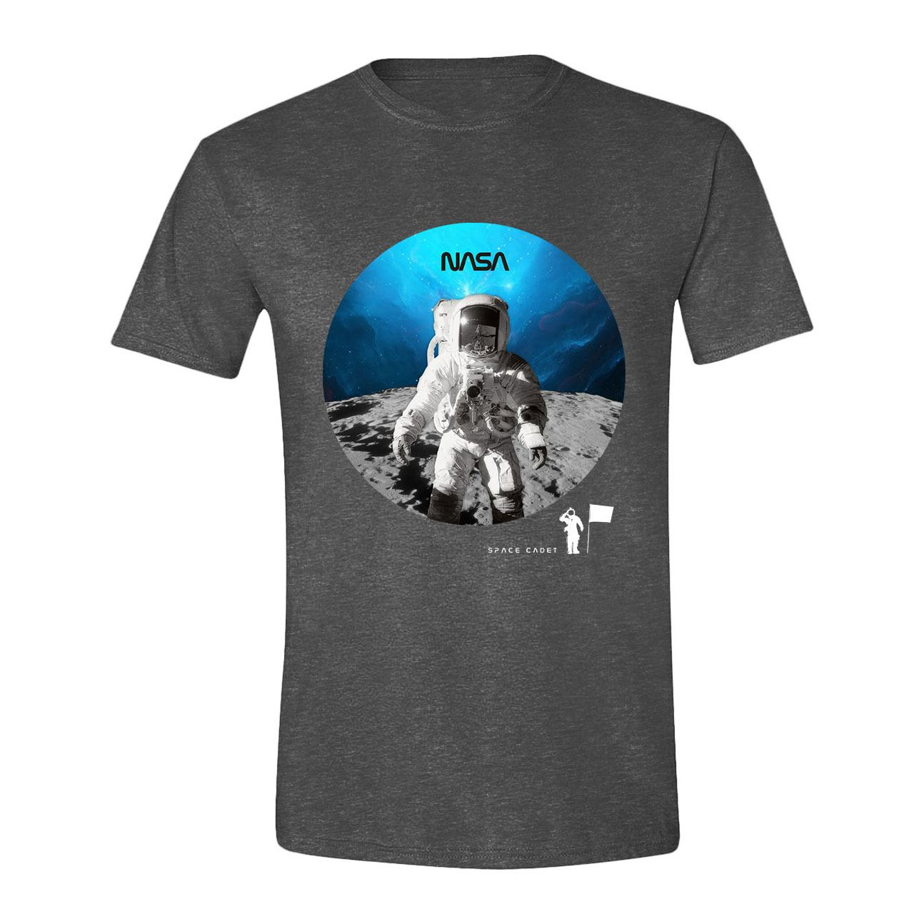 NASA T-Shirt Buzz Aldrin Desolation Size L