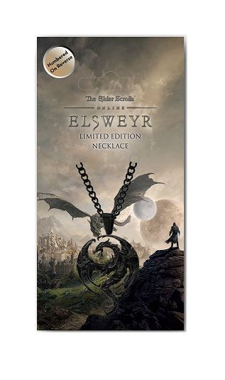Elder Scrolls Online: Elswey Necklace Limited Edition