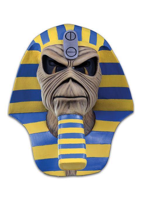 Iron Maiden Latex Mask Powerslave Mummy