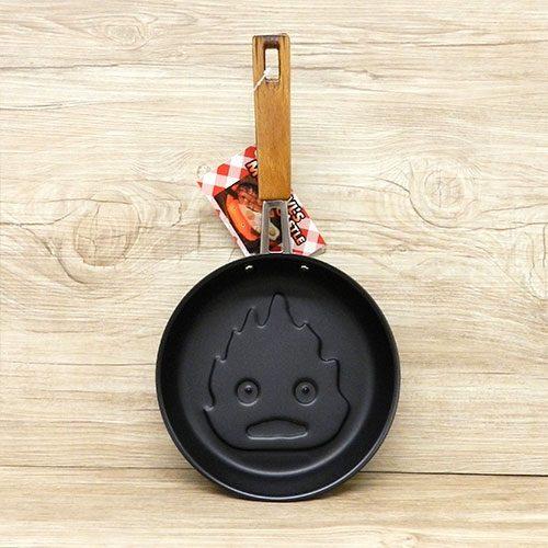 Howl's Moving Castle Non-Stick Pancake Pan Calcifer