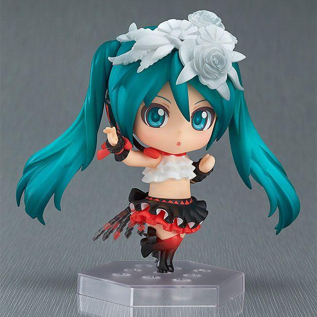 SEGA feat. HATSUNE MIKU Project Nendoroid Co-de Mini Figure Hatsune Miku Breathe With You 10 cm