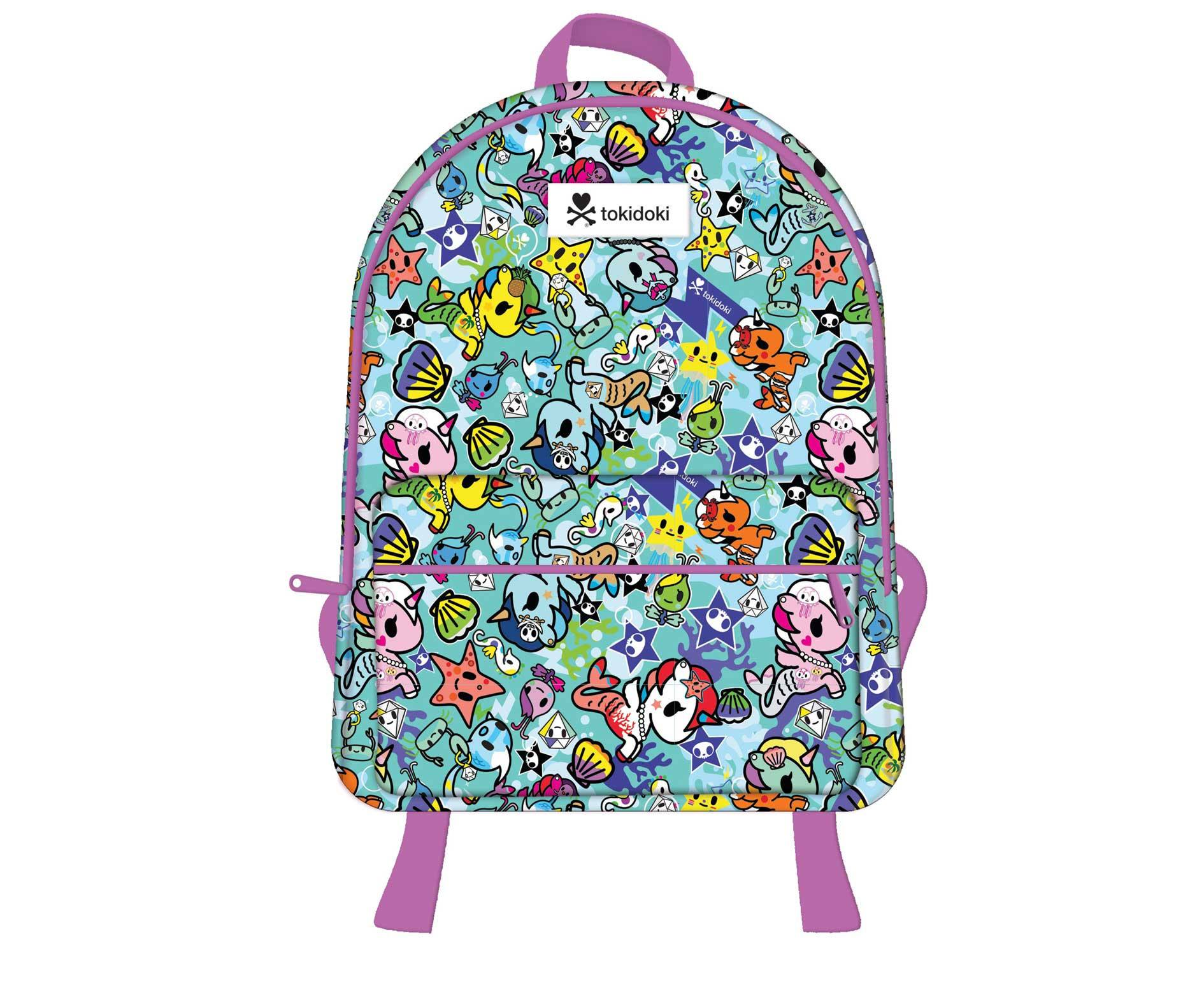 Tokidoki Backpack Mermicorno