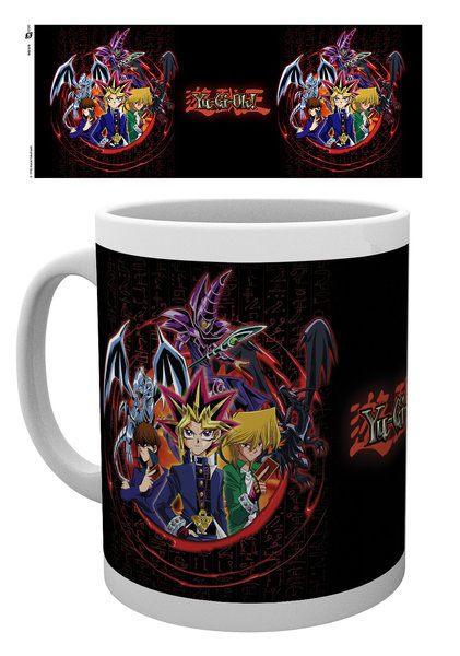 Yu-Gi-Oh! Mug Dualists