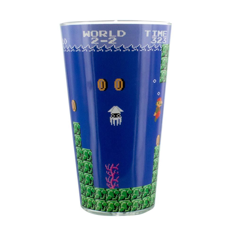 Super Mario Bros. Glass World 2-2