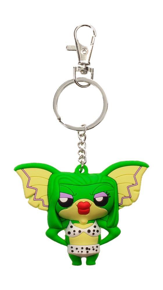 Gremlins Pokis Rubber Keychain Greta 6 cm