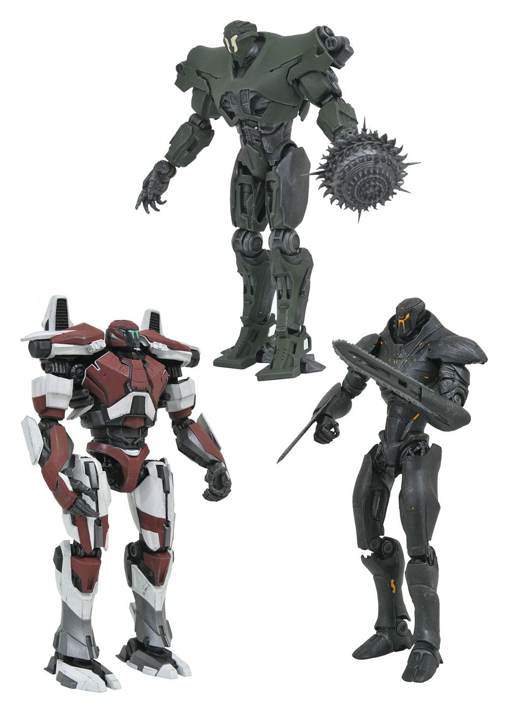 Pacific Rim Uprising Select Action Figures 18 cm Series 2 Assortment (6)
