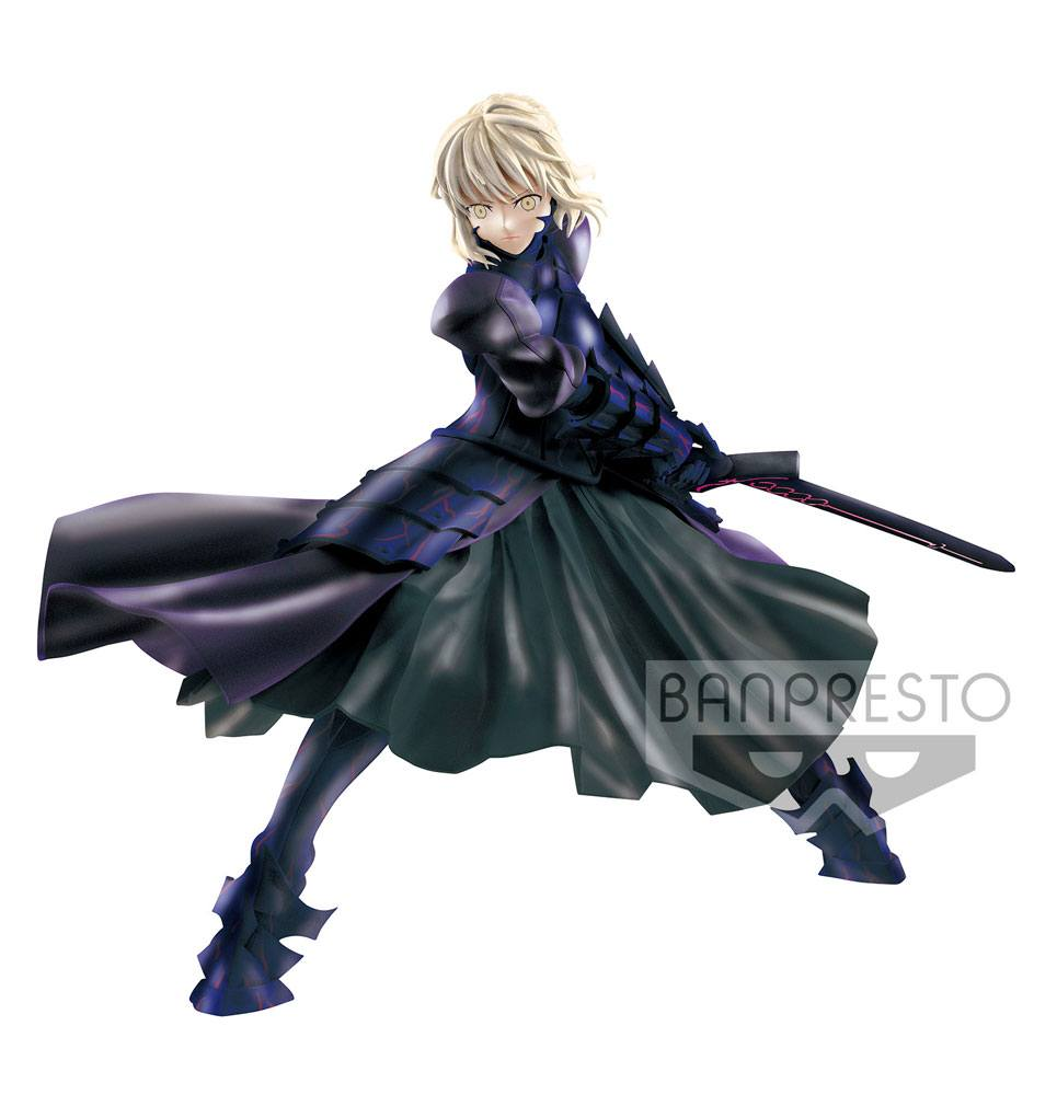 Fate/Stay Night Heaven's Feel PVC Statue Saber Alter 22 cm